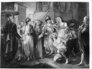Comedy of Errors engraving